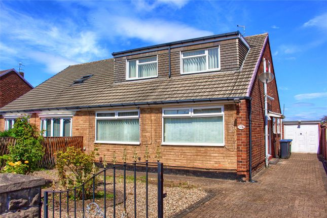 Thumbnail Bungalow for sale in Norfolk Crescent, Ormesby, Middlesbrough