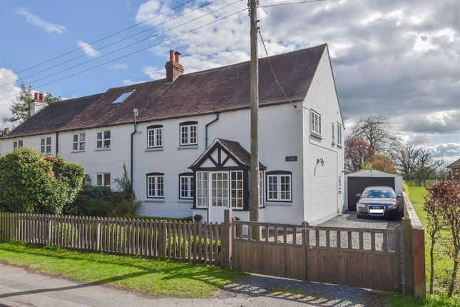Thumbnail Semi-detached house for sale in Hanley Swan, Worcester