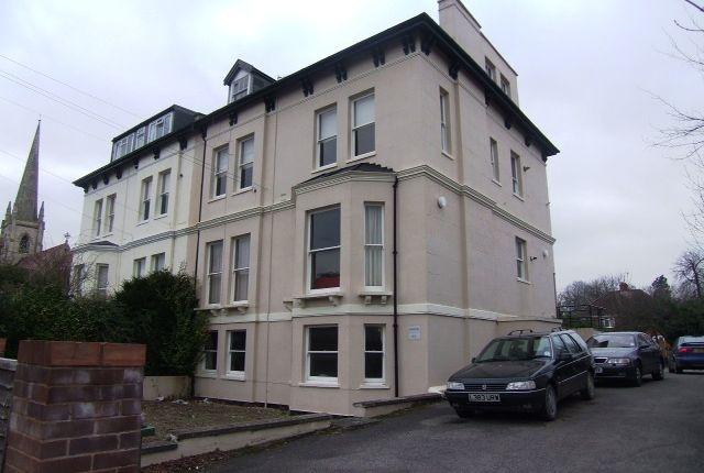 Thumbnail Flat to rent in Church Road, St Mark's, Cheltenham