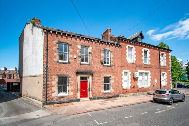 End terrace house for sale in 3 Wilfred Street, Carlisle, Cumbria