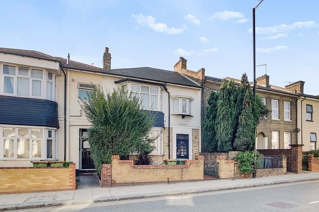 Thumbnail Terraced house for sale in Water Lane, Stratford, London.