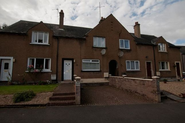 Thumbnail Terraced house for sale in Mcgrigor Road, Stirling