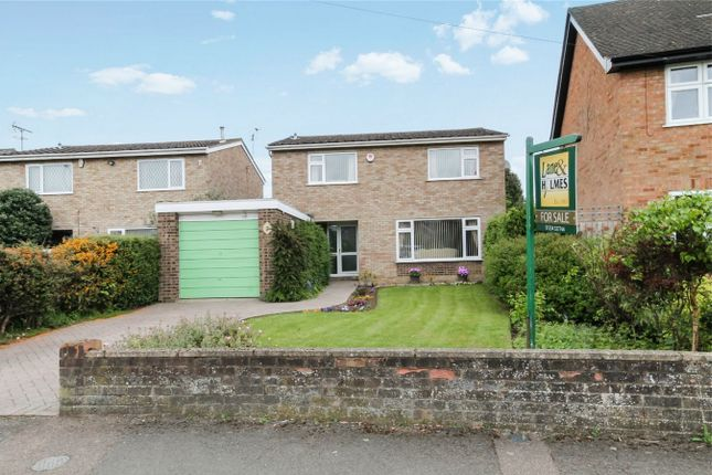 Thumbnail Detached house for sale in Larkway, Brickhill, Bedford