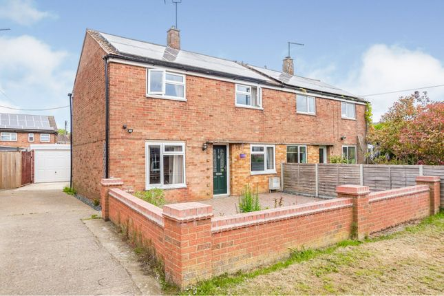 Thumbnail Semi-detached house for sale in Grendon Avenue, Corby
