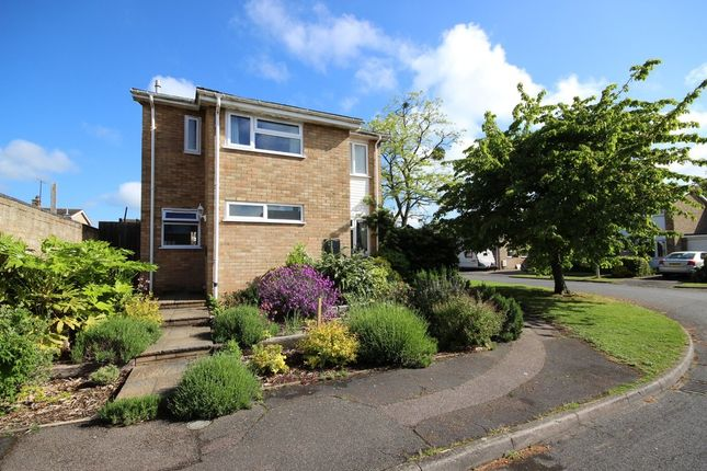 Thumbnail Detached house for sale in Dove House Close, Bromham, Bedford