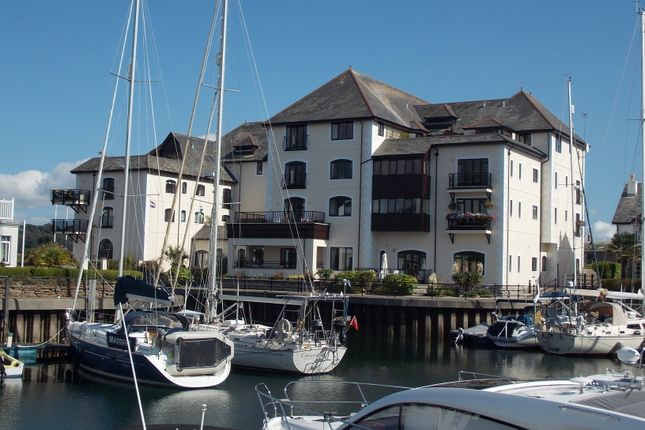 Thumbnail Flat for sale in Challenger Quay, Falmouth, Cornwall