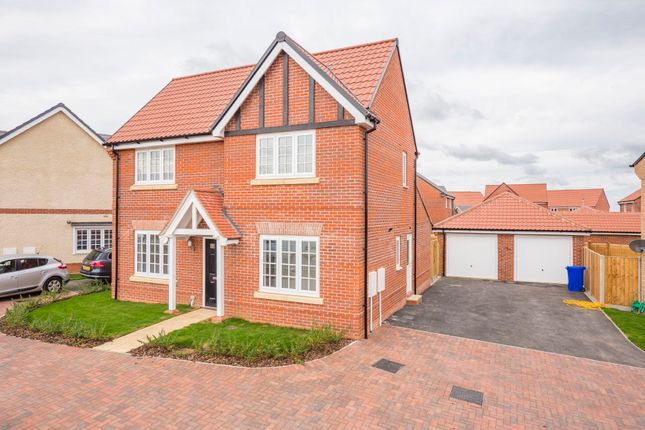 Thumbnail Detached house for sale in Myrtlewood Road, Bury St. Edmunds