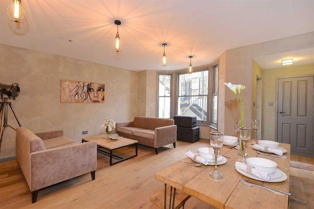Thumbnail Flat for sale in Ladbroke Grove, London