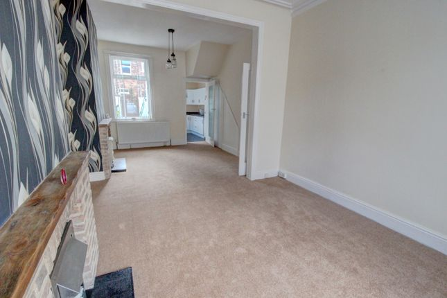 Thumbnail Terraced house for sale in Livingstone Road, Scarborough