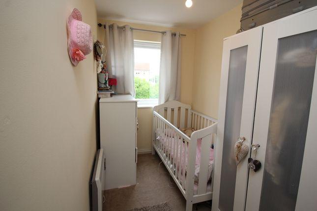 Bedroom Two of Limekiln Court, Wallsend, Tyne And Wear NE28