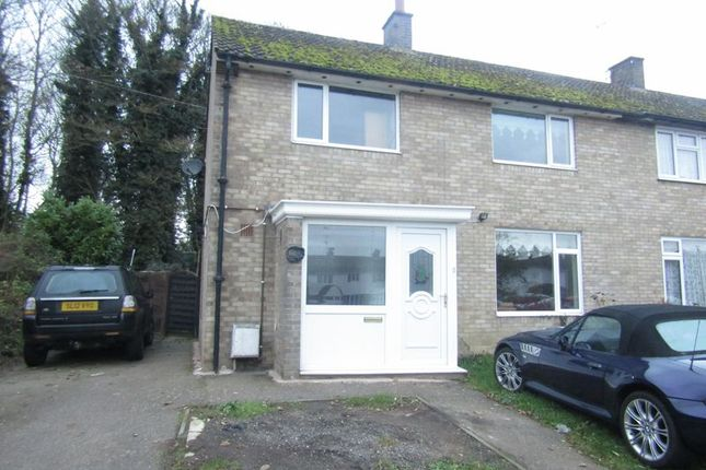 3 bed semi-detached house for sale in Lakeside Rise, Blundeston, Lowestoft