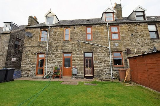 Thumbnail Maisonette for sale in 11A Willowbank, Wick