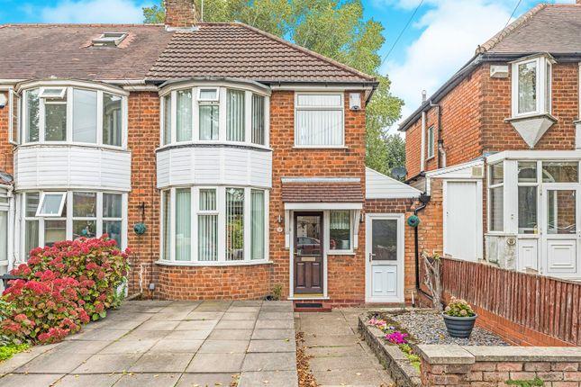 2 bed semi-detached house for sale in Elmay Road, Birmingham