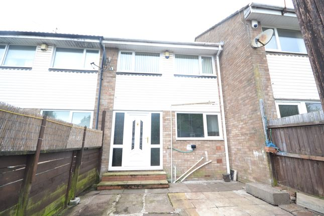 Thumbnail Terraced house to rent in The Hawthorns, Cardiff