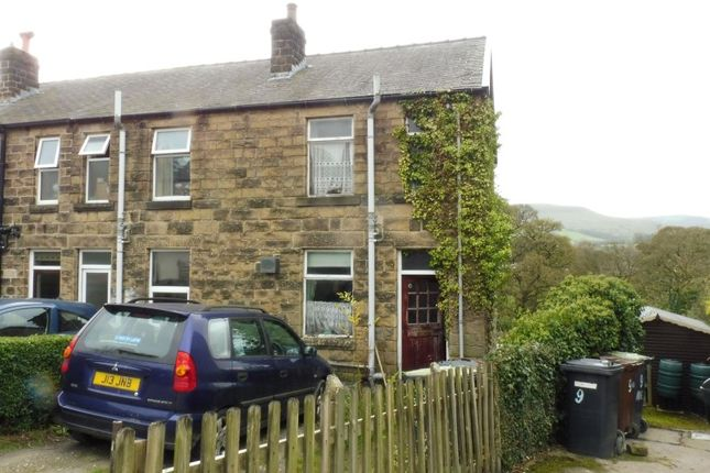 Thumbnail Semi-detached house for sale in Victoria Road, Bamford, Hope Valley, Derbyshire