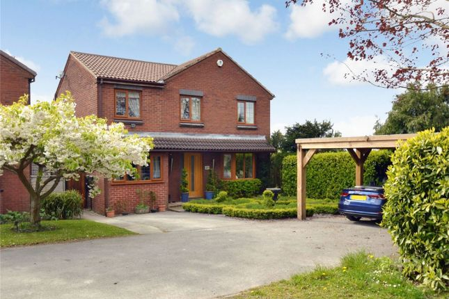 Thumbnail Detached house for sale in Harvest Road, Tytherington, Macclesfield, Cheshire