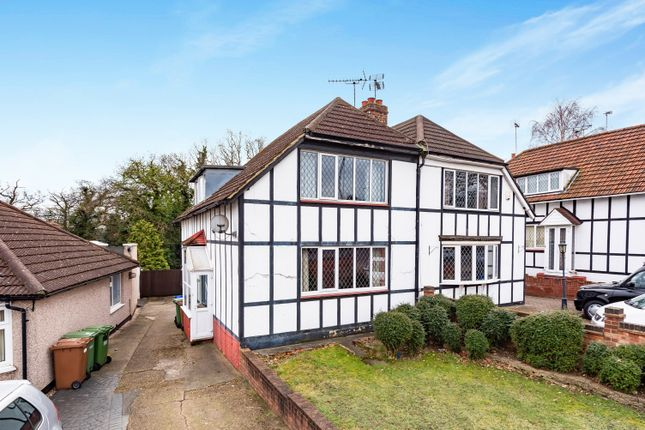 Thumbnail Semi-detached house for sale in Erith Road, Belvedere