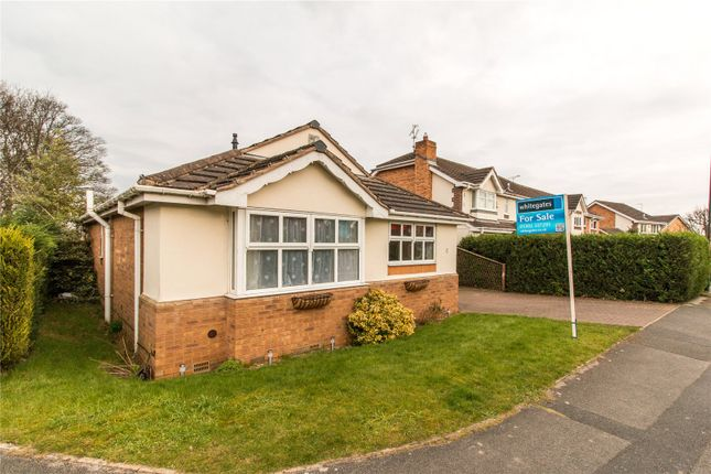 Thumbnail Detached bungalow for sale in Birch Close, Sprotbrough, Doncaster, South Yorkshire