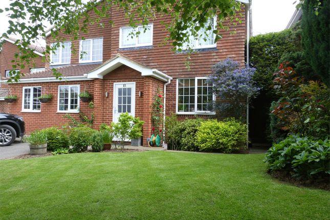 Thumbnail Detached house for sale in 61 Chesterfield Drive, Riverhead, Sevenoaks, Kent