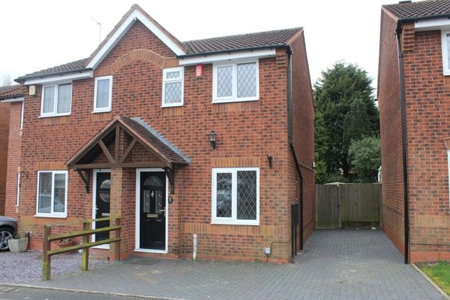 2 bed semi-detached house for sale in Kennerley Road, Birmingham B25
