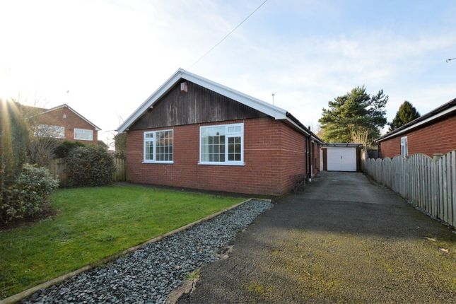 Thumbnail Detached bungalow to rent in Marina Drive, Upton, Chester