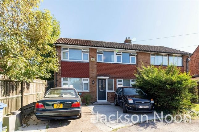 Semi-detached house for sale in Iris Road, West Ewell, Epsom