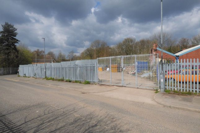 Thumbnail Land to let in Dukinfield Road, Hyde