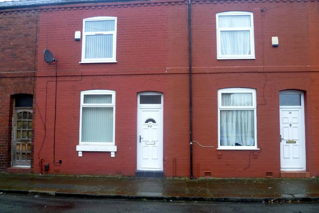 Thumbnail Terraced house to rent in Atherton Street, Eccles, Manchester