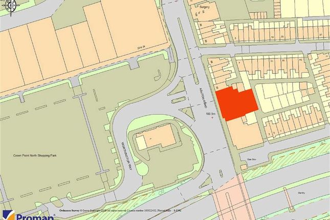 Thumbnail Land for sale in Ashton Road, Denton, Manchester