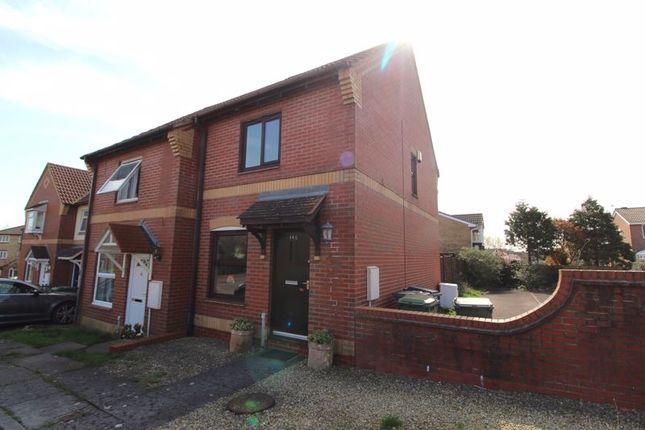 2 bed end terrace house for sale in Palmers Leaze, Bradley Stoke, Bristol BS32