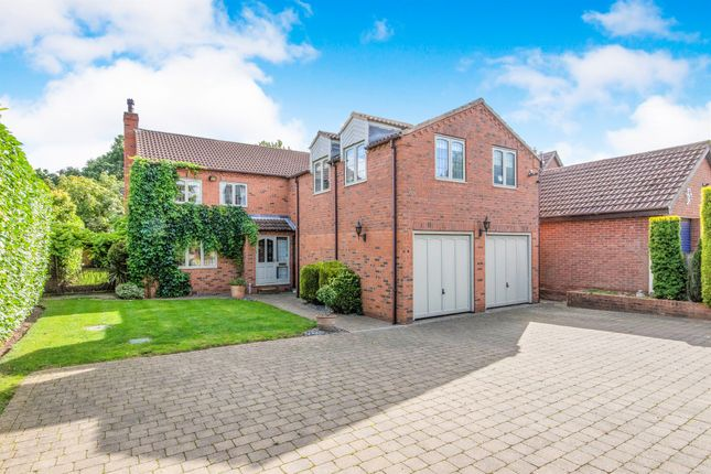 Thumbnail Detached house for sale in Fishlake Nab, Fishlake, Doncaster
