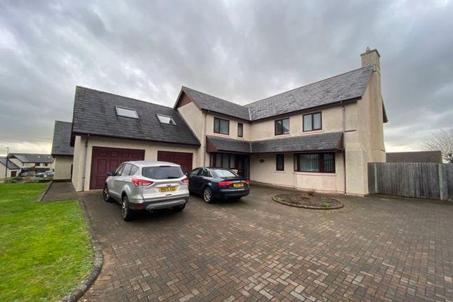 Thumbnail Detached house for sale in 20 Careg Llwyd, Bridgend