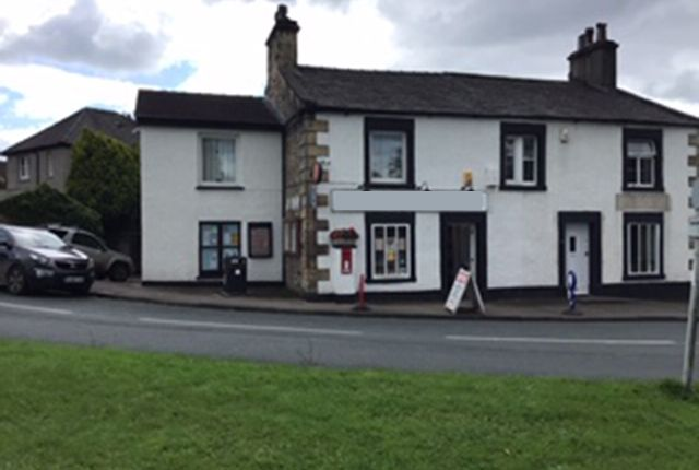 Thumbnail Retail premises for sale in The Green, Carnforth