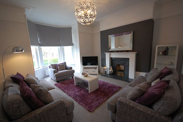 Thumbnail Penthouse to rent in Braemar Place, Aberdeen
