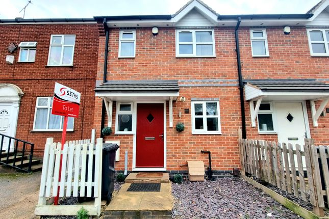 2 bed end terrace house to rent in Barkby Road, Northfields, Leicester LE4