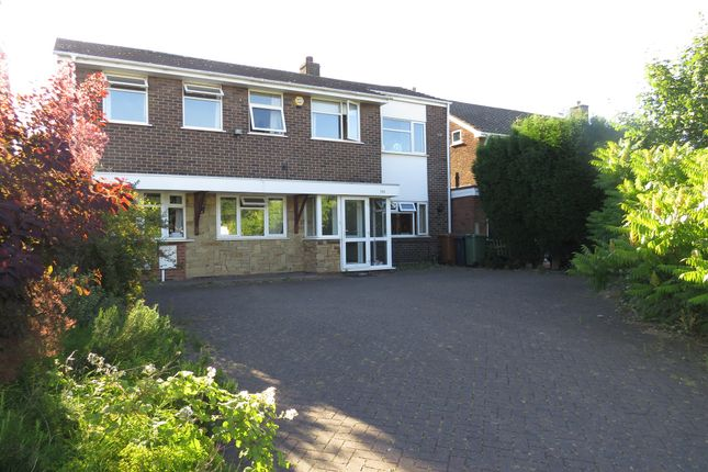 Thumbnail Detached house for sale in Lazy Hill Road, Aldridge, Walsall