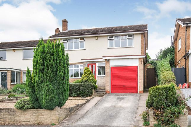 Thumbnail Detached house for sale in Quarry Hills Lane, Lichfield, Staffordshire