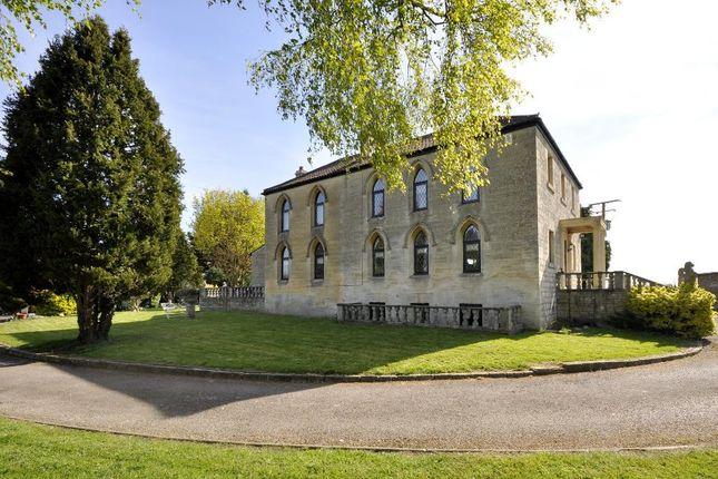 Detached house for sale in Trowle, Trowbridge, Wiltshire