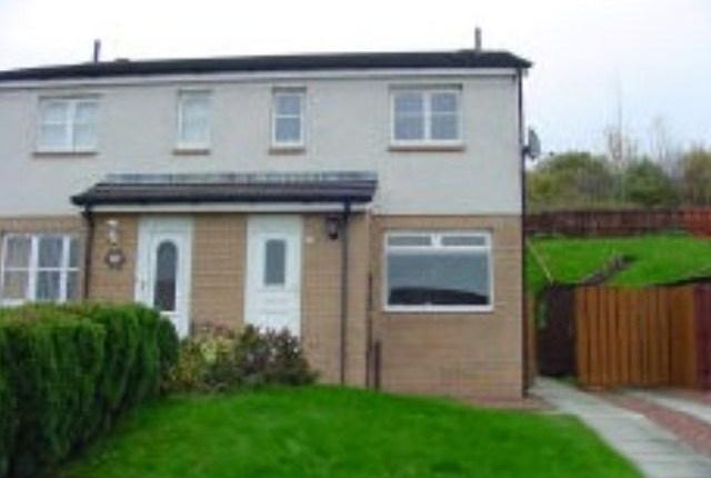 Thumbnail Semi-detached house to rent in Mary Stevenson Drive, Alloa