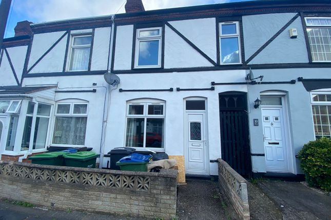 3 bed terraced house for sale in Vernon Road, Oldbury, West Midlands B68