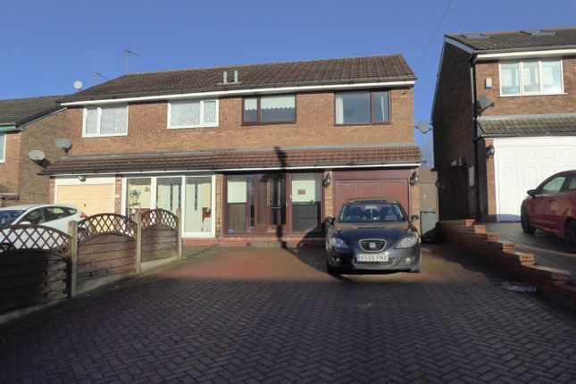 Thumbnail Semi-detached house for sale in Broad Acres, Northfield, Birmingham