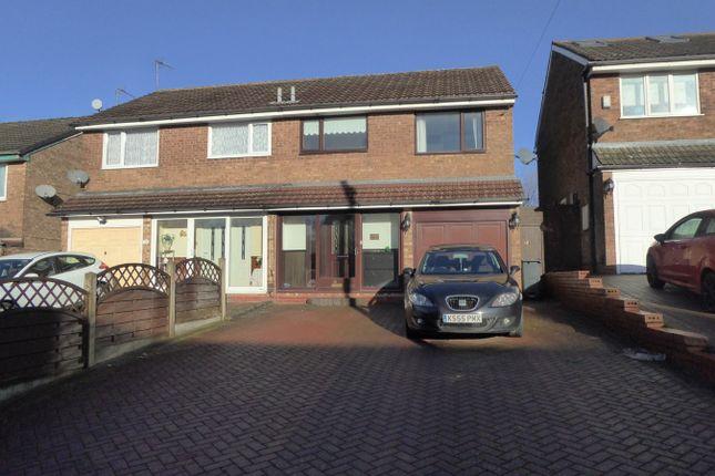 Semi-detached house for sale in Broad Acres, Northfield, Birmingham