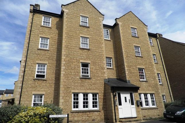 Thumbnail Flat to rent in Fuller Close, Chippenham