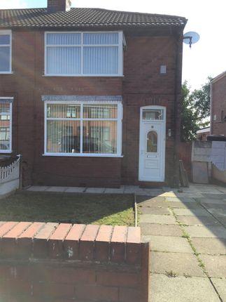 Thumbnail 2 bed semi-detached house to rent in Webster Street, Platt Bridge, Wigan