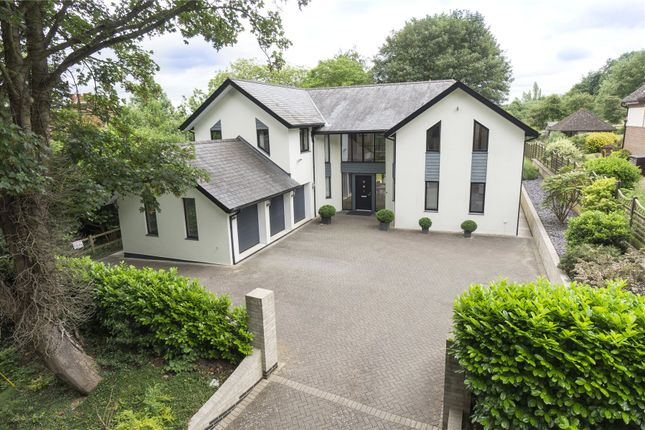 Thumbnail Detached house for sale in Harcourt Hill, Oxford