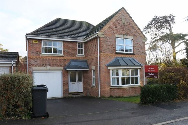 Thumbnail Detached house to rent in Basingfield Close, Old Basing, Basingstoke