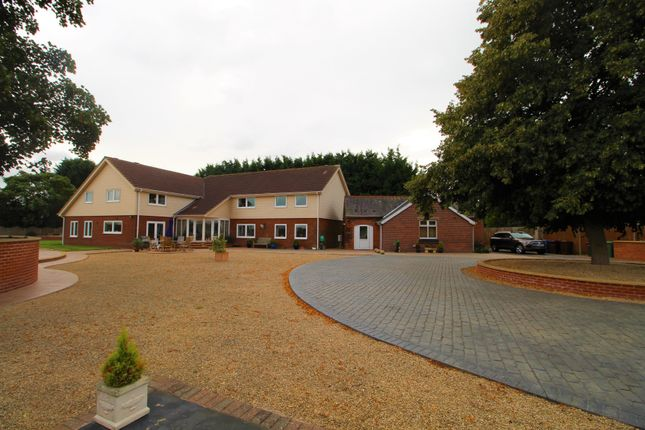 Thumbnail Detached house for sale in Town End Road, Draycott, Derby