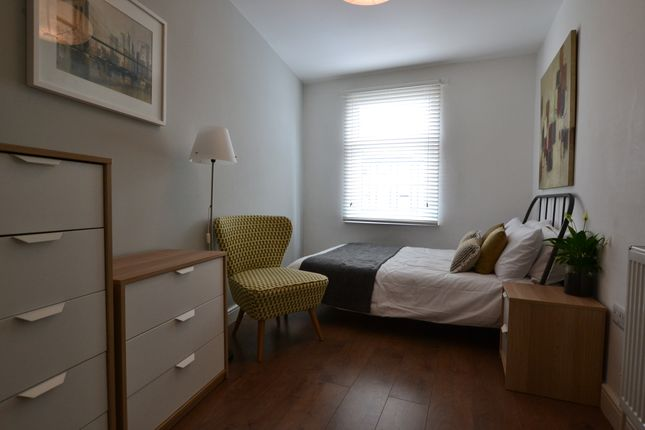 Thumbnail Shared accommodation to rent in Dickinson Street, Wilmorton, Derby