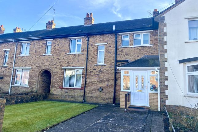 Thumbnail Terraced house for sale in Jubilee Gardens, Nantwich, Cheshire
