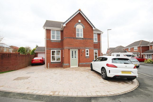 Thumbnail Detached house for sale in Naburn Drive, Orrell, Wigan, Lancashire